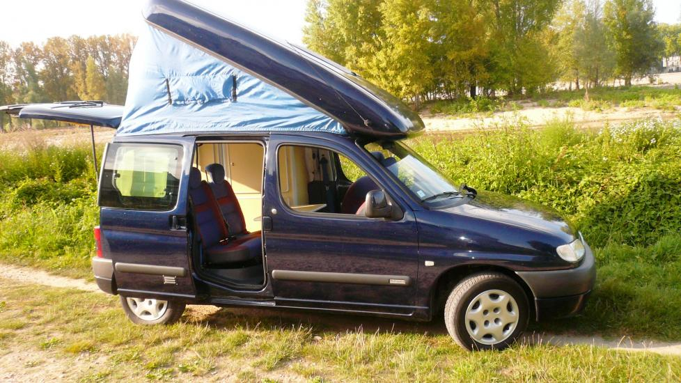 Camping Car 2 Places D Occasion Location Auto Clermont