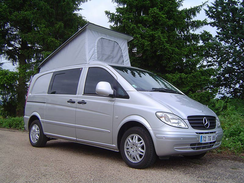 mercedes vito am nag camping car location auto clermont. Black Bedroom Furniture Sets. Home Design Ideas
