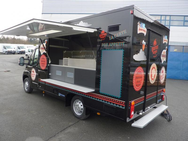 Location Camion Food Truck Bateau Guillaume Le Conquerent
