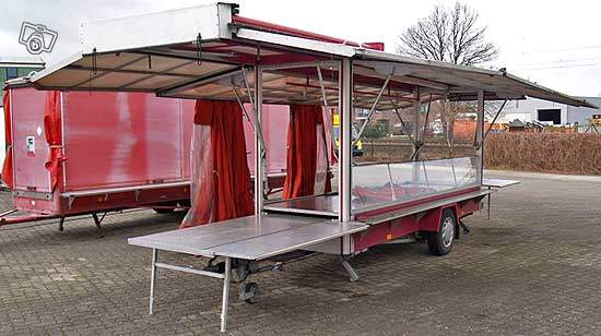 Camion magasin a vendre d occasion location auto clermont for Remorque cuisine occasion