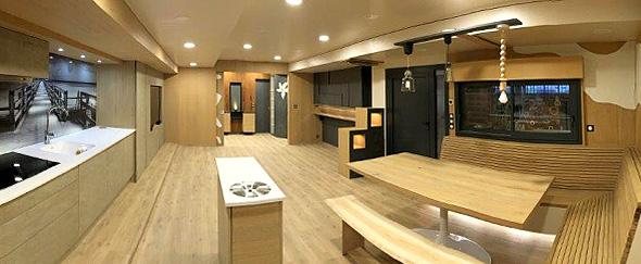 caravane forain interieur location auto clermont. Black Bedroom Furniture Sets. Home Design Ideas