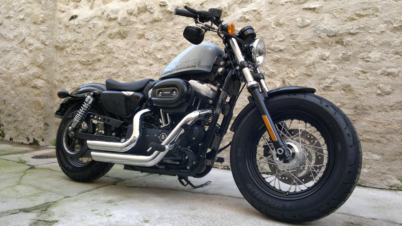 occasion harley 1200 location auto clermont. Black Bedroom Furniture Sets. Home Design Ideas