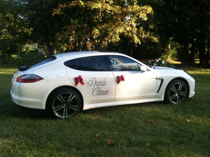 decoration voiture mariage oriental