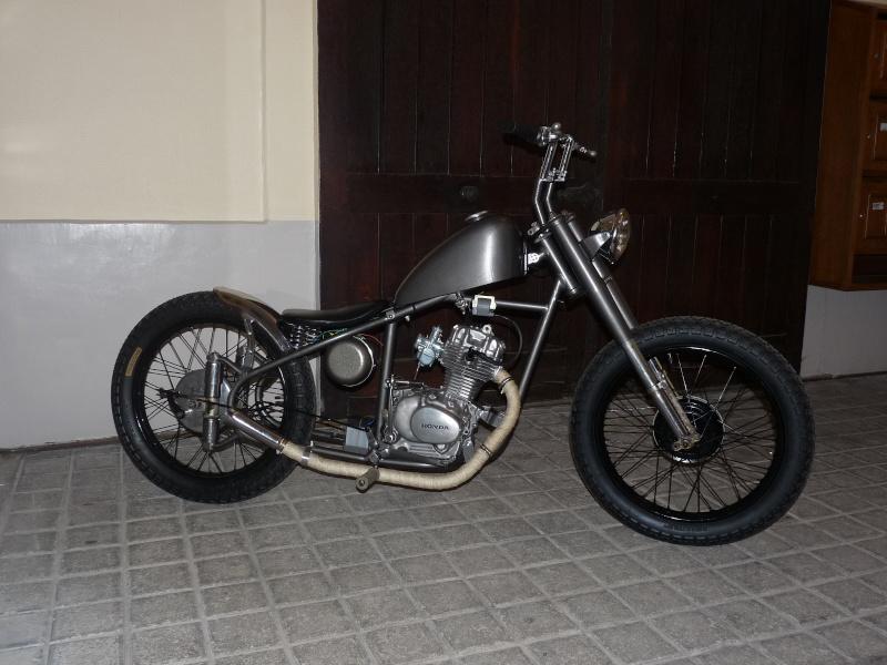 moto 125 chopper occasion location auto clermont. Black Bedroom Furniture Sets. Home Design Ideas