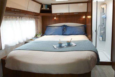 Camping car occasion hymer location auto clermont - Camping car occasion lit central particulier ...