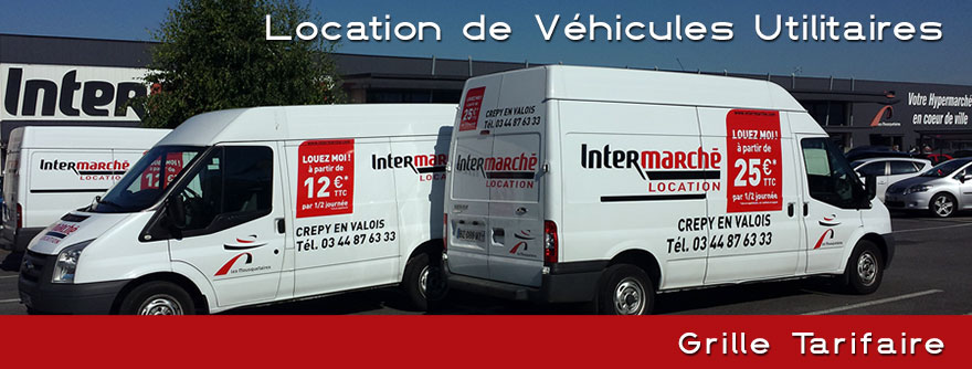 location vehicule intermarch prix location auto clermont. Black Bedroom Furniture Sets. Home Design Ideas