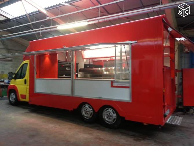 camion pizza occasion pas cher location auto clermont. Black Bedroom Furniture Sets. Home Design Ideas