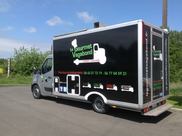 location camion food truck location auto clermont. Black Bedroom Furniture Sets. Home Design Ideas