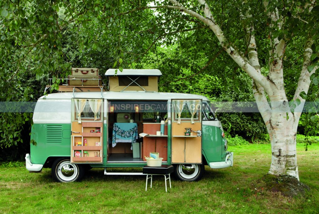 Camping Caravane Vintage Location Auto Clermont