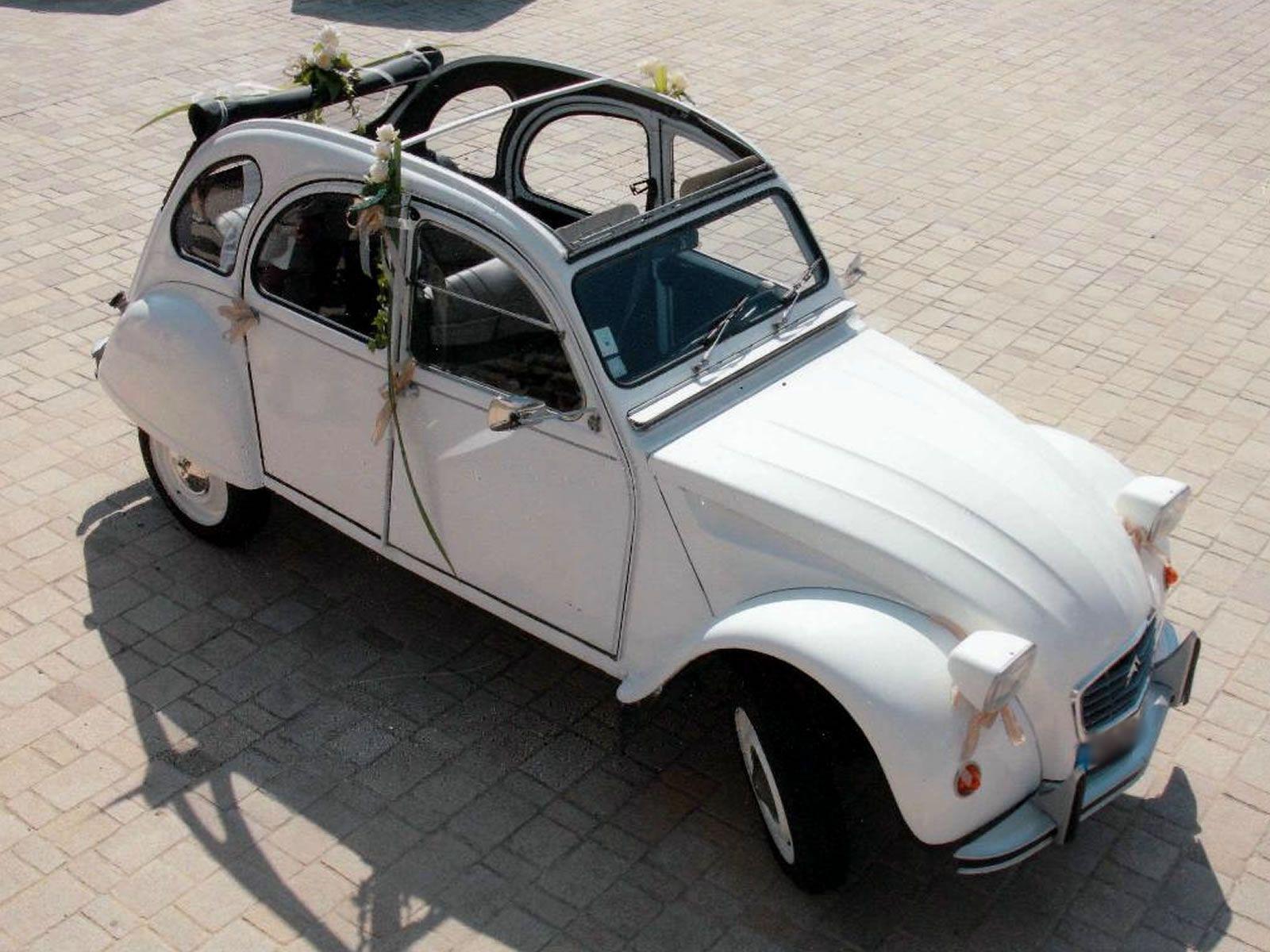 location voiture mariage manche